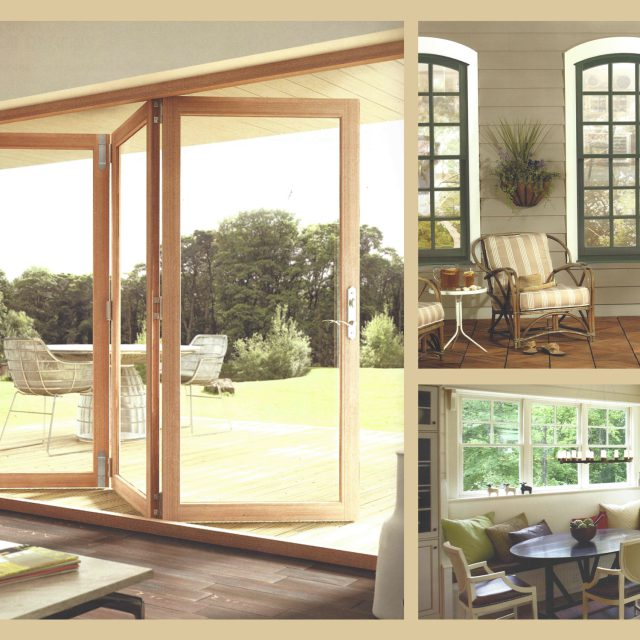 JELD-WEN Folding Doors and Siteline Windows