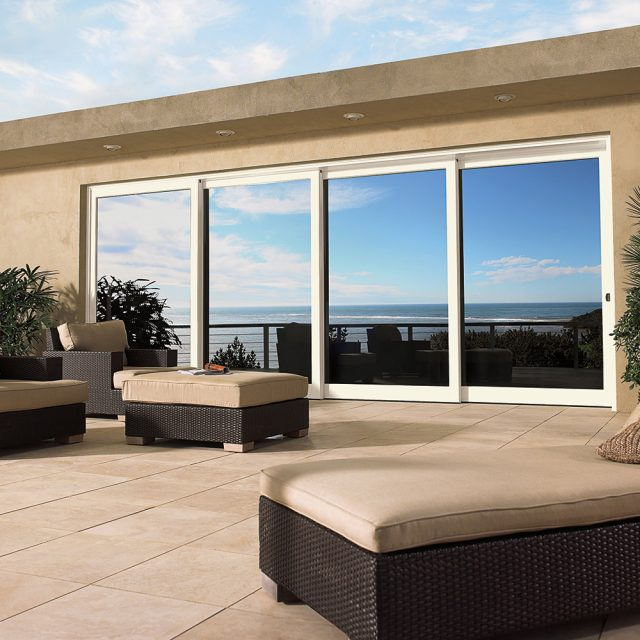 Marvin Multi-Slide Scenic Doors