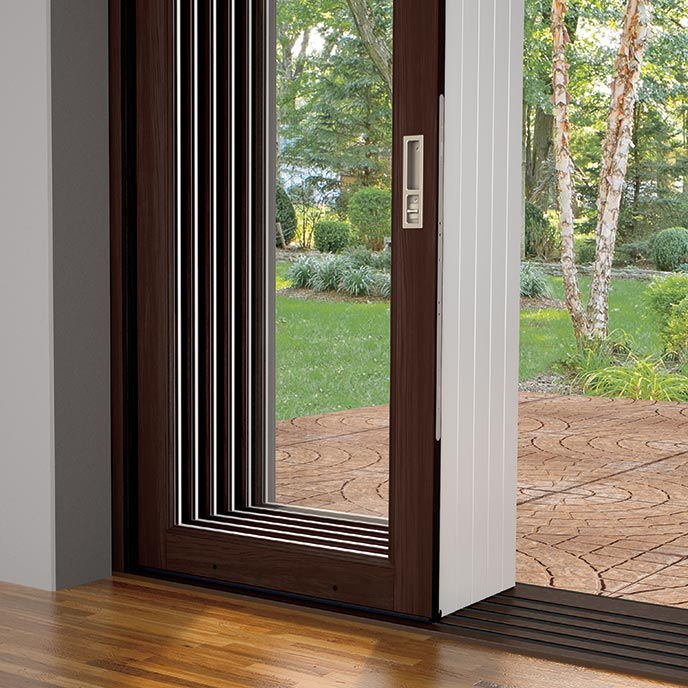 Marvin Multi Slide Stacked Door